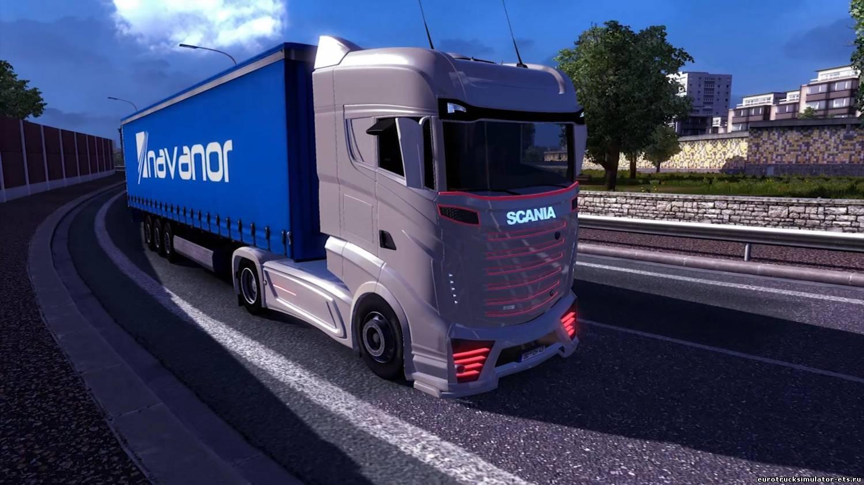 Моды euro truck simulator скачать бесплатно