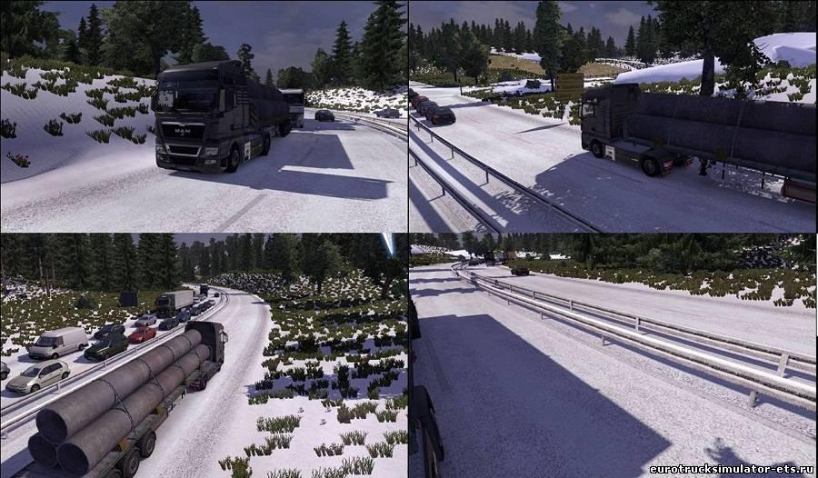 Скачать симулятор симулятор зима