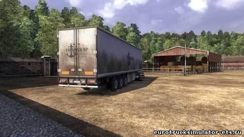 Скачать мод грязные дороги для euro truck simulator 2 1222 - a