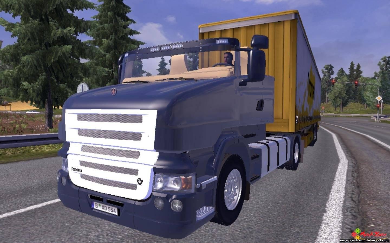 Обои Scania, r999. Автомобили foto 14