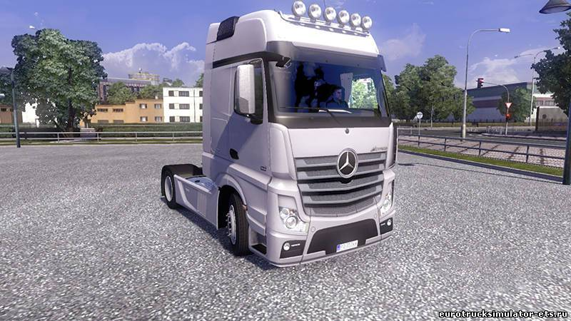 Скачать MB new ACTROS MP4 бесплатно