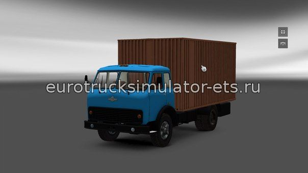 Скачать Мод Маз 500 Для Euro Truck Simulator 2