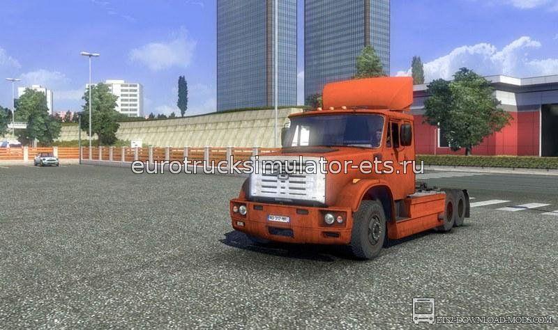 Моды грузовиков на ets 2 скачать бесплатно