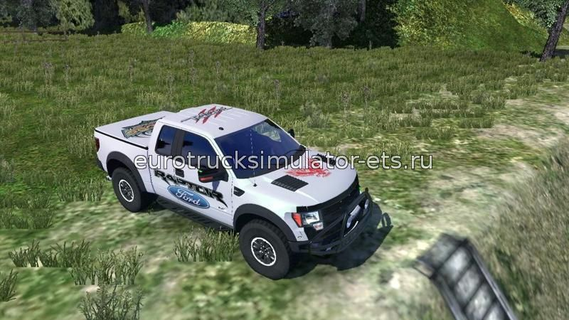 Скачать Ford Raptor v2.0 бесплатно