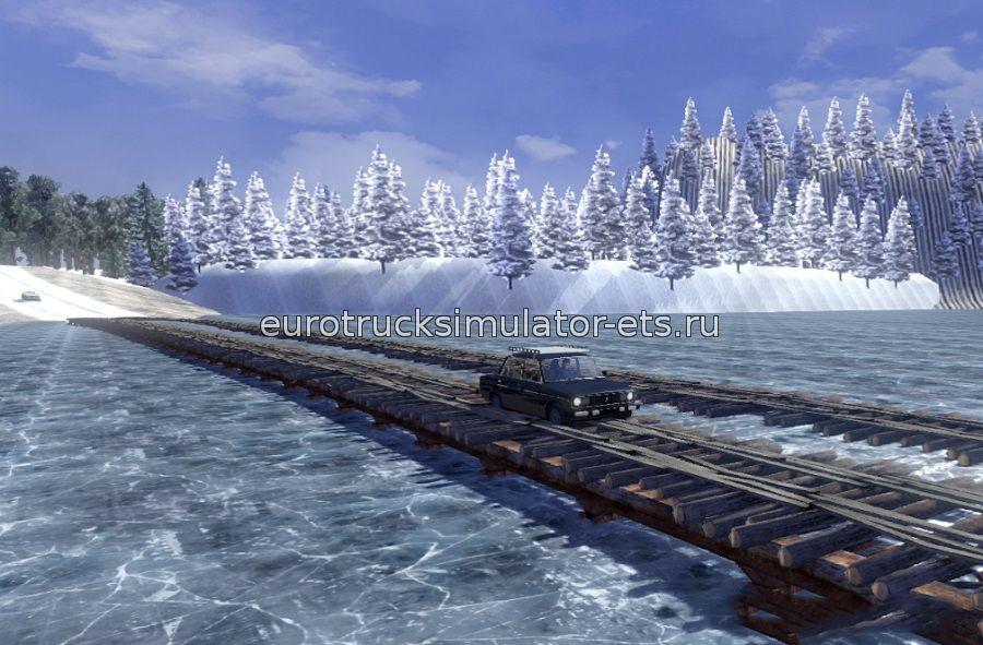 Евро Трек Симулятор 2 Российские Просторы Скачать Торрент - фото 8