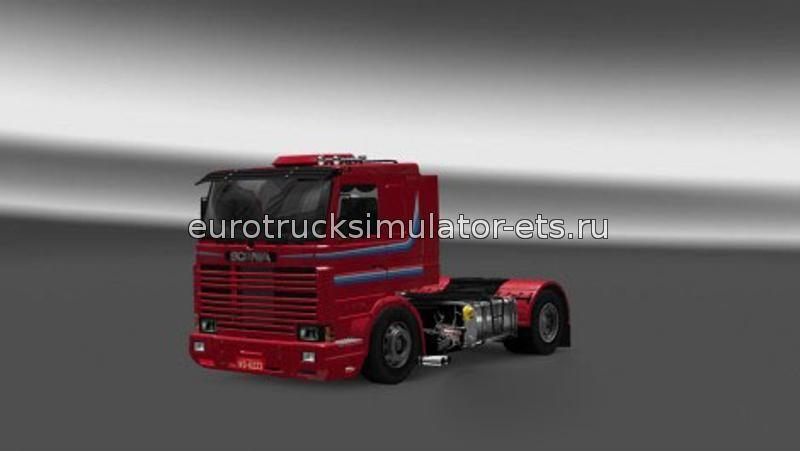 Скачать Scania 113 Frontal бесплатно