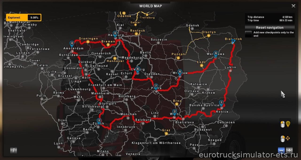 Скачать Euro Truck Simulator 2 1.20 скачать торрент бесплатно
